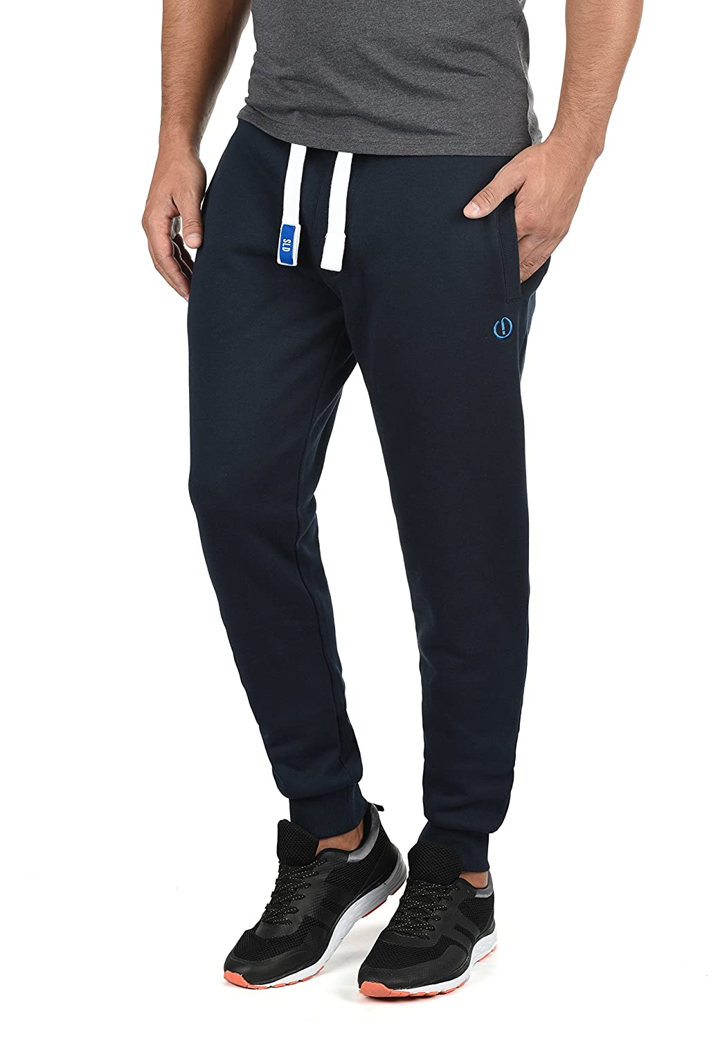 !Solid BennPant Herren Sweatpants Jogginghose Sporthose mit Fleece-Innenseite und Kordel Regular Fit