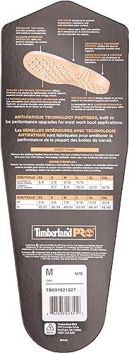 Cavo fagioli partenza  Timberland PRO Men's Anti-Fatigue Technology Replacement Insole: Amazon.it:  Scarpe e borse