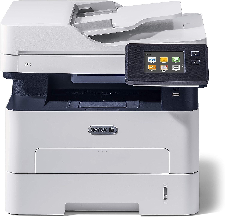 Xerox B215DNI S/W- láser Scanner copiadora Fax LAN WiFi