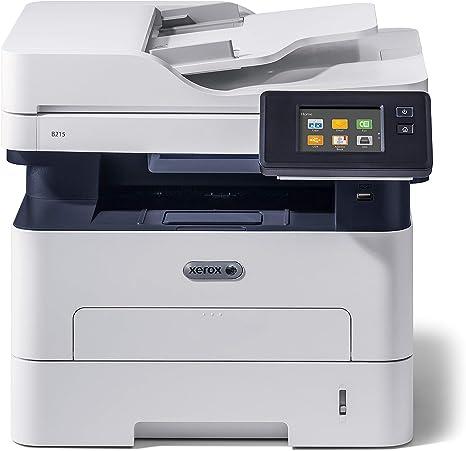 Xerox B215DNI S/W- láser Scanner copiadora Fax LAN WiFi: Xerox ...