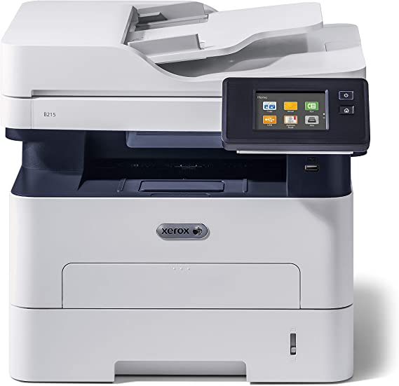 Xerox B215 Multifunktionsdrucker Grau Computer Zubehör