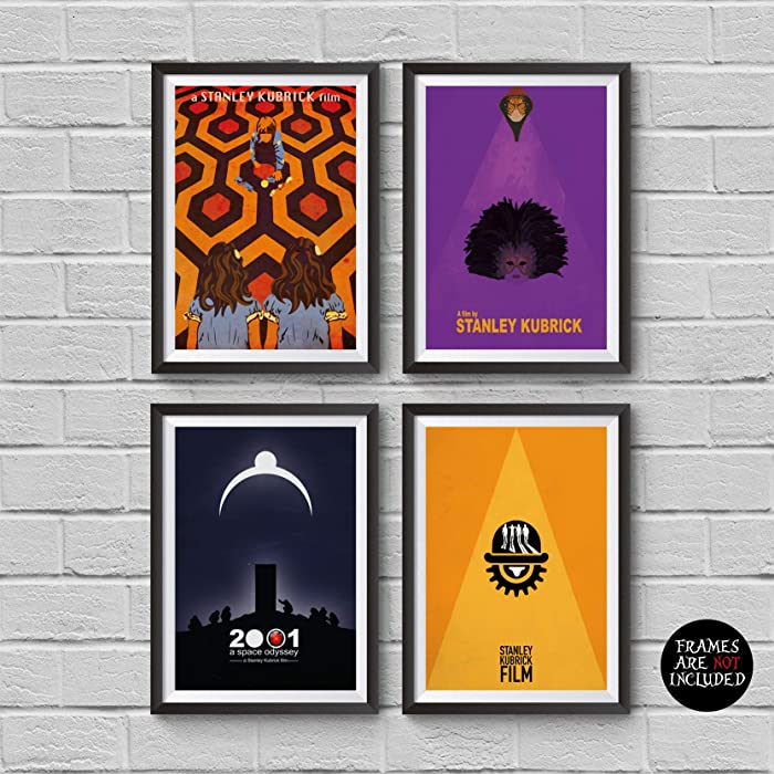 Top 9 Kubrick Movie Poster