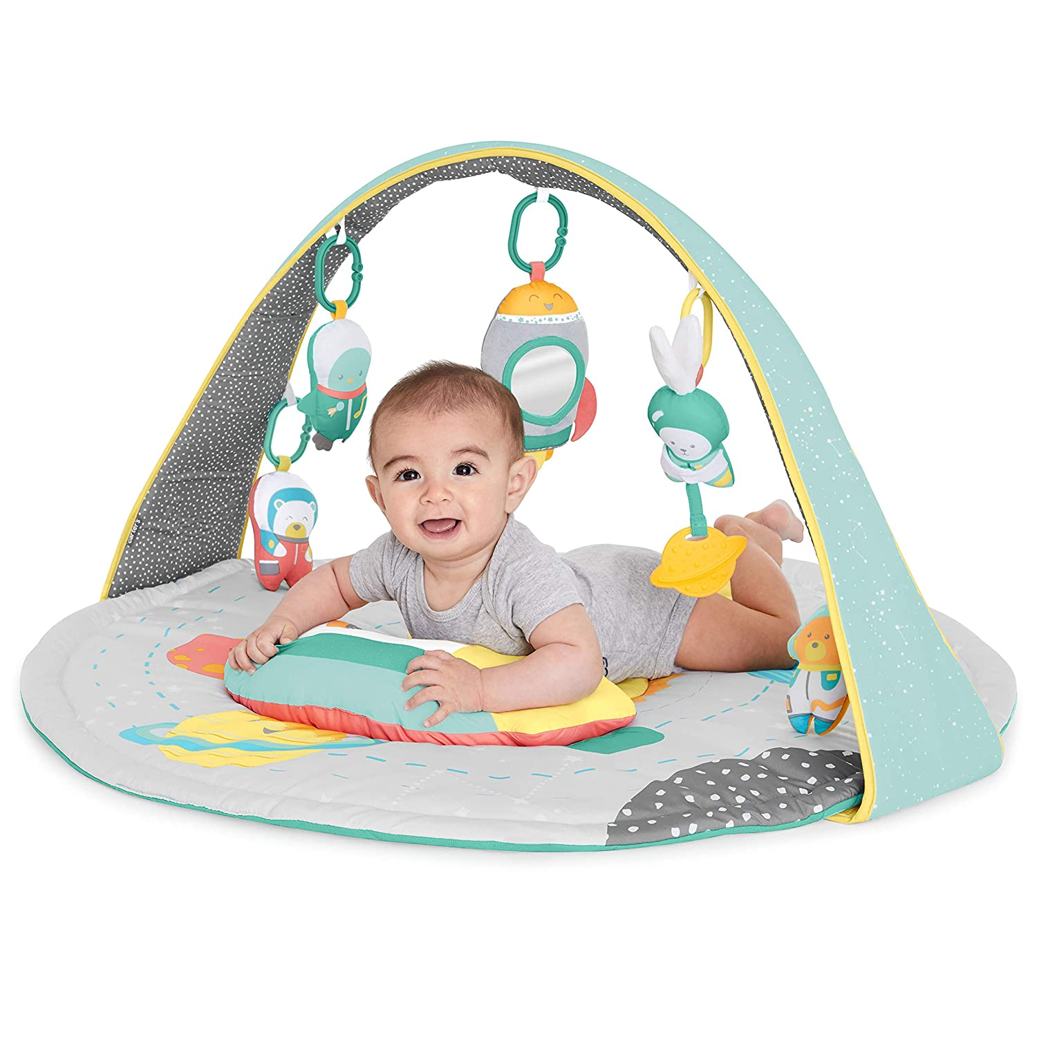Carters My Arctic Friends Baby Play Gym Tummy Time