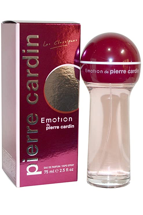 Pierre Cardin Emotion Eau de Parfum Spray 75 ml: Amazon.es ...