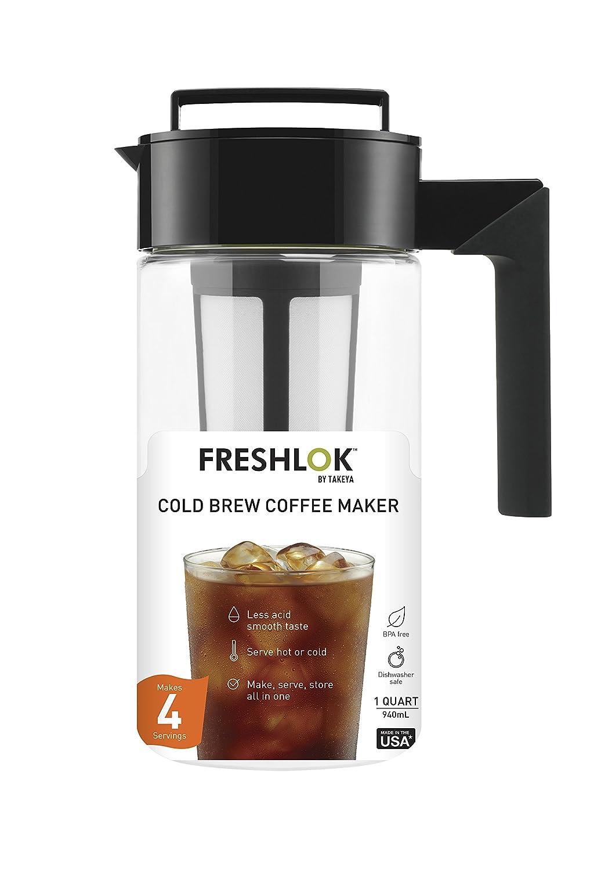 Takeya Cold Brew Iced Coffee Maker,