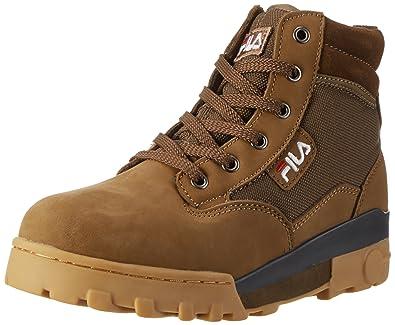 Fila GRUNGE FW02364 COL. 203 Unisex-Erwachsene Halbschaft Stiefel