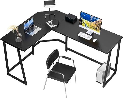 JIOKMTA L Shape Computer Desk