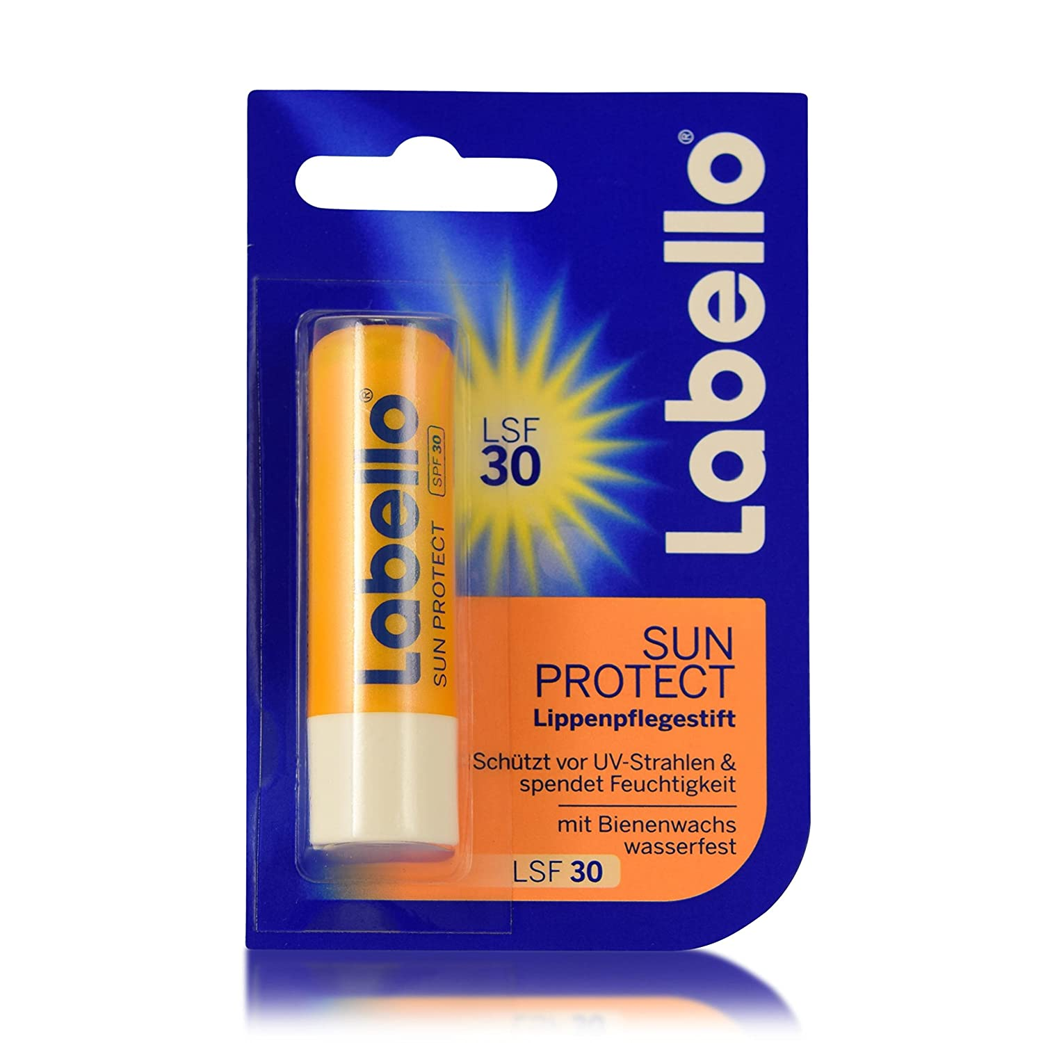 5Pack Labello Sun Protect 5x 4,8g Beiersdorf