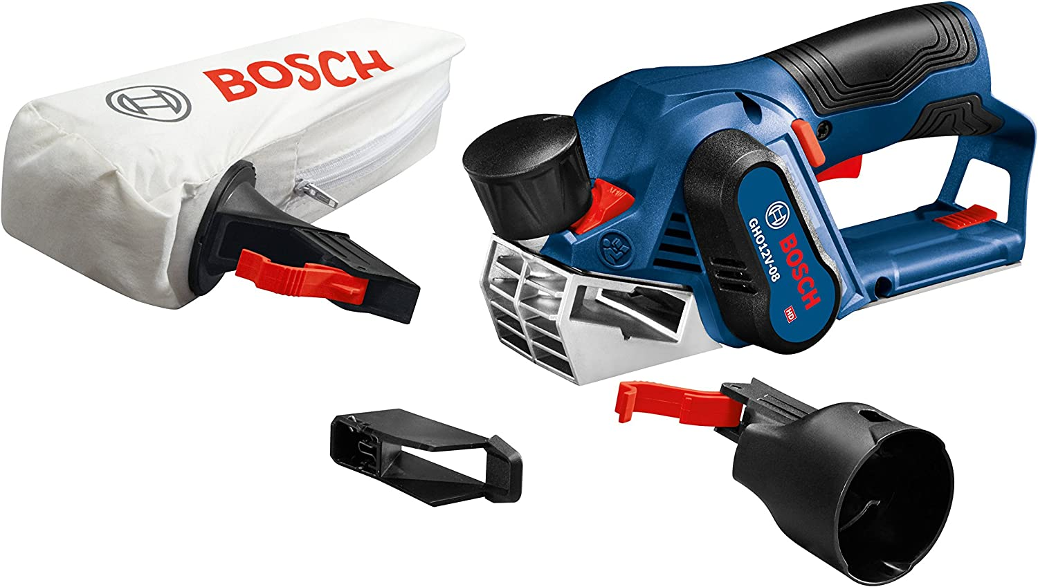 Bosch GHO12V-08N Electric Hand Planers product image 2