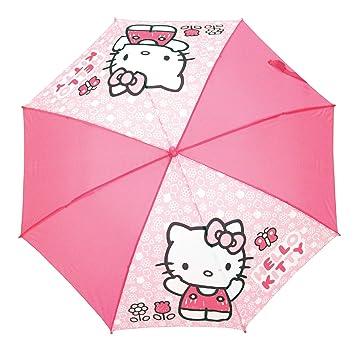 Hello Kitty 4882 - Paraguas infantil (automático) diseño