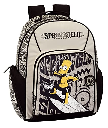 Amazon.com   Simpsons Bart Simpson Backpack Sport Backpack for ... 4307ce536558c