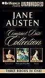 Jane Austen CD Collection: Pride and Prejudice, Persuasion, Emma