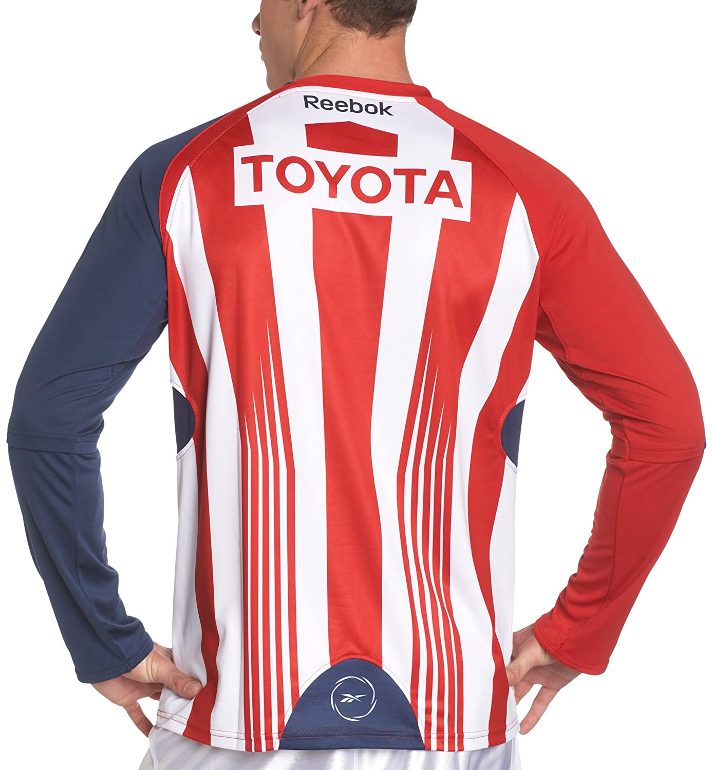 84ed2818913 Buy Chivas De Guadalajara Long-Sleeve Home Jersey, Flash Red, X-Large  Online at Low Prices in India - Amazon.in