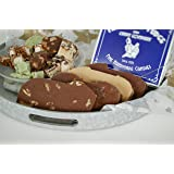 Marshall's Fudge Mackinac Island Fudge Four Slice Assortment (2 Pounds)