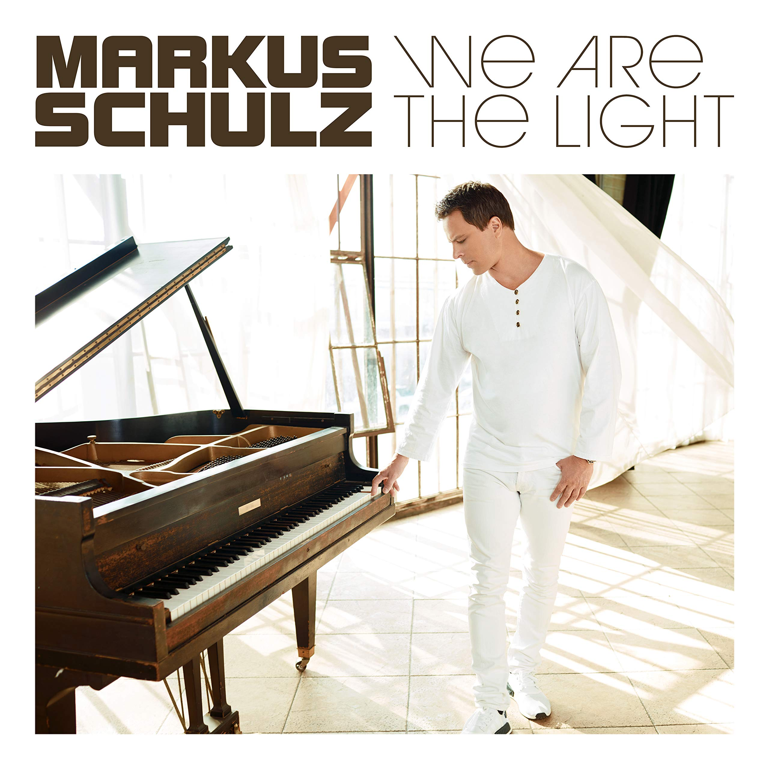 CD : Markus Schulz - We Are The Light (CD)