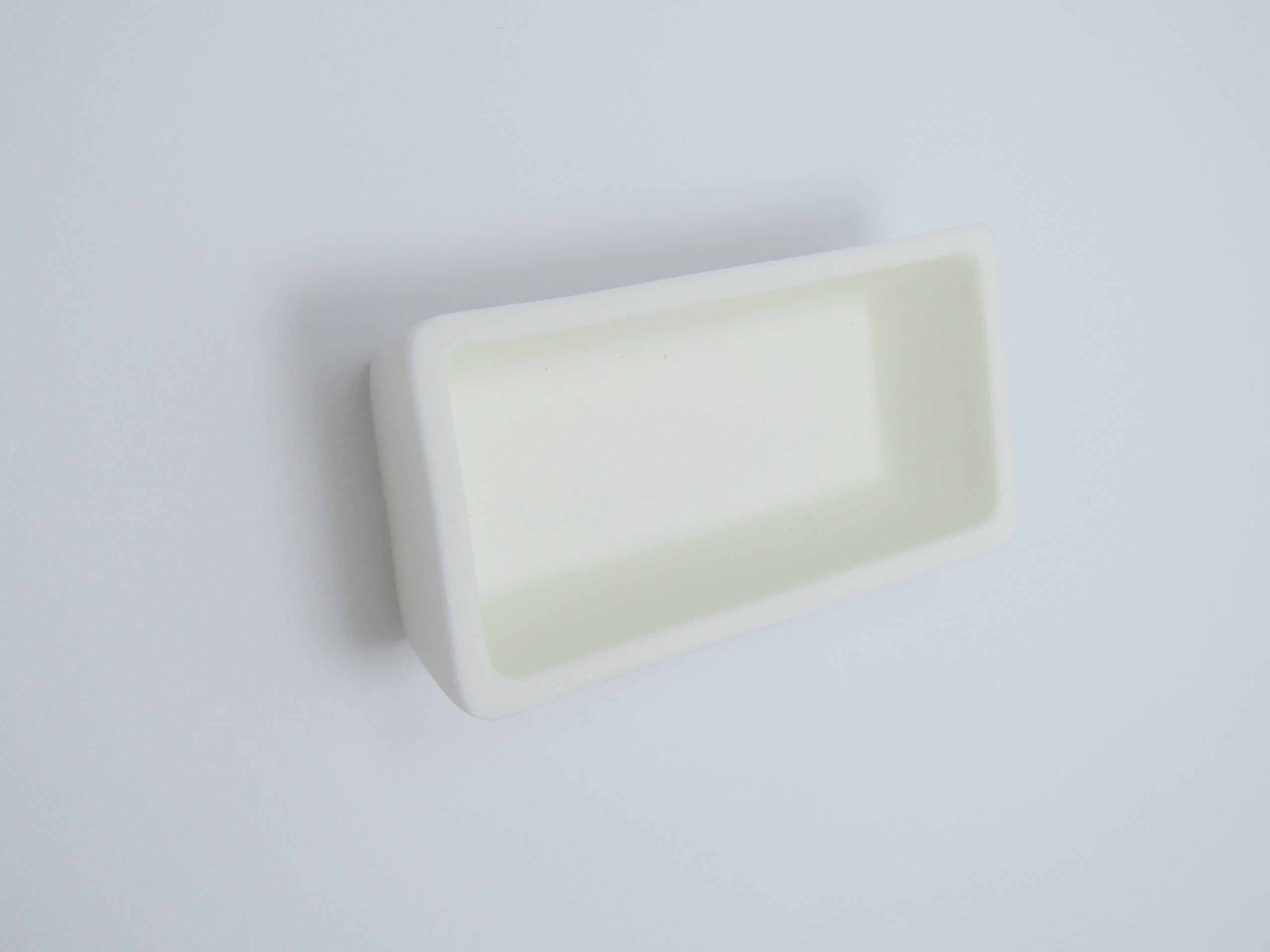 1PCS 60X30X15mm Alumina Ceramic Crucible Boat Sample Holder Furnaces 1600 oC