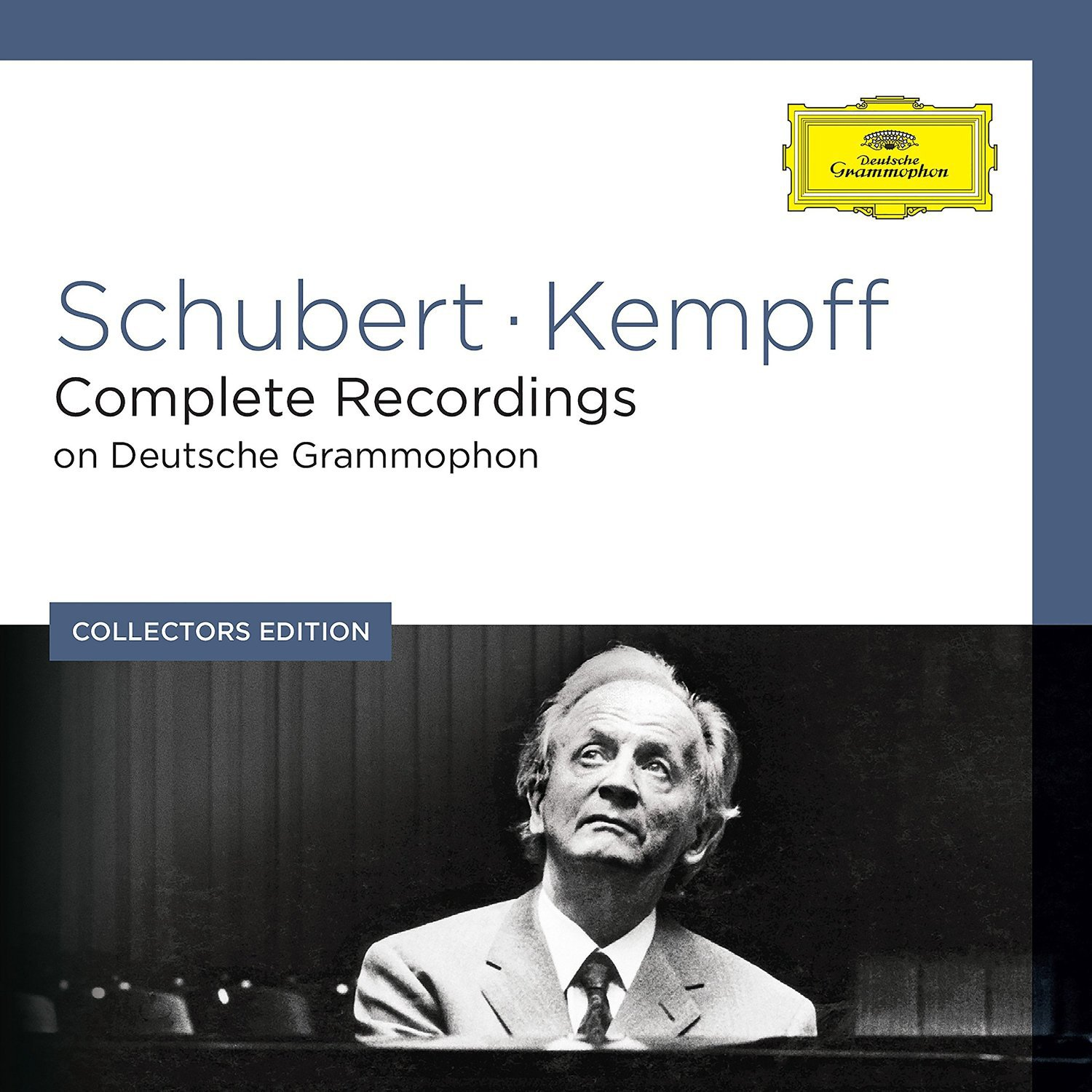 Wilhelm Kempff - Coll Ed: Schubert - Kempff Complete Recordings on (Boxed Set, 9PC)