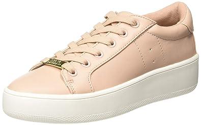 be6f1651caf Steve Madden Women s Bertie Blush Sneakers-7.5 UK India (40.5 EU ...