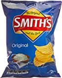 Smith's Crinkle Cut Original Chips, 12 x 170 Grams