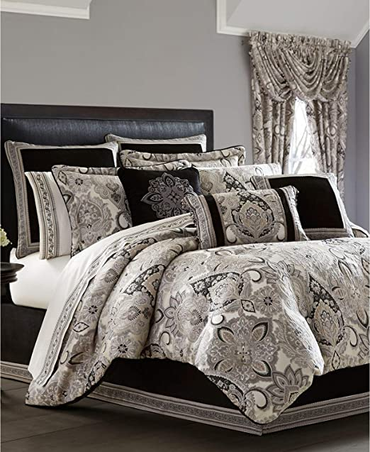 Amazon.com: Guiliana Comforter Set King By J Queen New York: Home