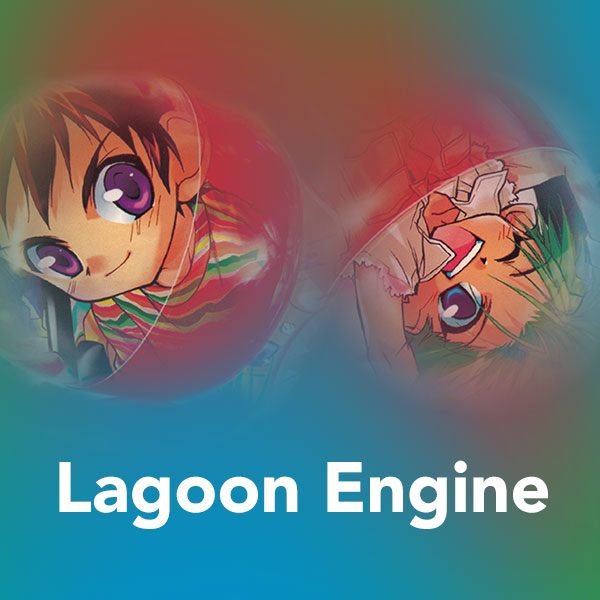 Lagoon Engine (Issues) (7 Book Series)