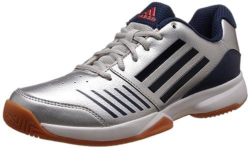 6d61c3635a5 Adidas Men s All Court Indoor Silvmt