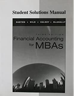 Financial accounting for mbas solutions manual peter d easton student solutions manual for financial accounting for mbas fandeluxe Images