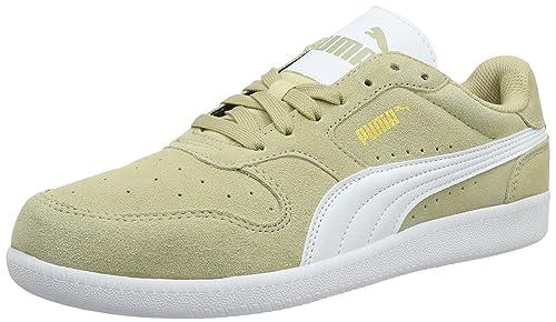 Puma ICRA Trainer SD Sneaker Unisex Adulto Beige Pale Khaki White
