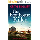 The Boathouse Killer: Norfolk Cozy Mysteries - Book 3