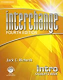 Interchange Intro Student's Book with Self-study DVD-ROM. 4th ed. (Interchange Fourth Edition)
