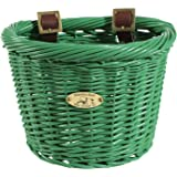 Nantucket Bike Basket Co Gull Collection (Child-Size Oval/ 10.5 x 8 x 7.5)