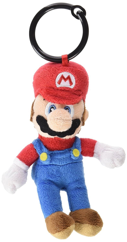Display Llaveros Peluche Nintendo Mario Bros (modelos ...