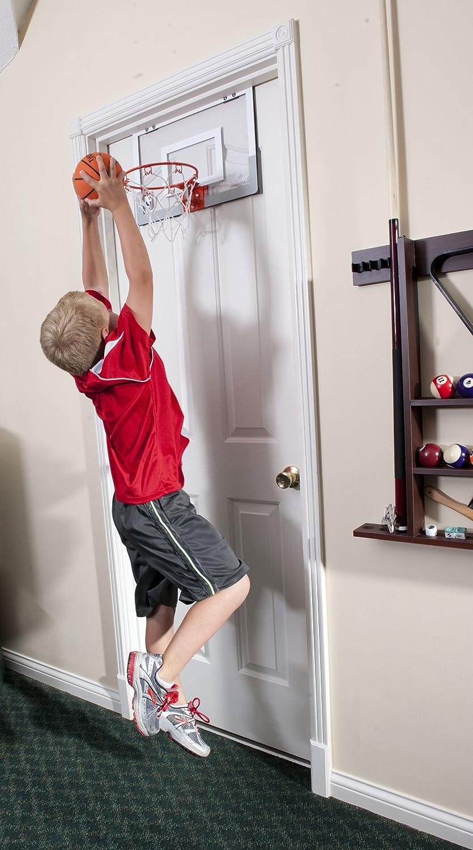 Spalding Nba Slam Jam Over-The-Door Mini Basketball Hoop: Amazon.co.uk: Toys \u0026 Games & Spalding Nba Slam Jam Over-The-Door Mini Basketball Hoop: Amazon ... Pezcame.Com
