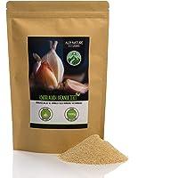 Gegranuleerde knoflook (1kg), gegranuleerde knoflook, gemalen knoflook, 100% natuurlijk van zacht gedroogde knoflook…