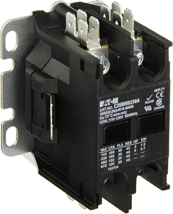 The Best Eaton 2 Hp Contactor