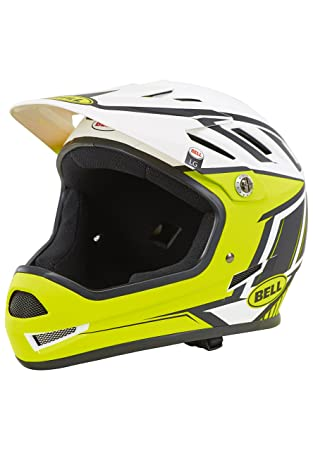 BELL Fahrradhelm Sanction - Casco de Ciclismo BMX Integral, Color, Talla 52-56