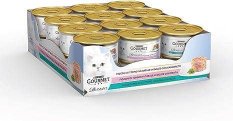 Gourmet Diamant - Bandeja surtida para el Gato, Recetas de ...