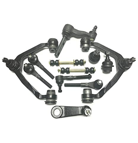 amazon partsw 12 pc suspension kit for ford f 150 expedition 99 Ford Crew Cab amazon partsw 12 pc suspension kit for ford f 150 expedition f 250 lincoln navigator 2 lower ball joints 2 upper control arm with 2 ball joints