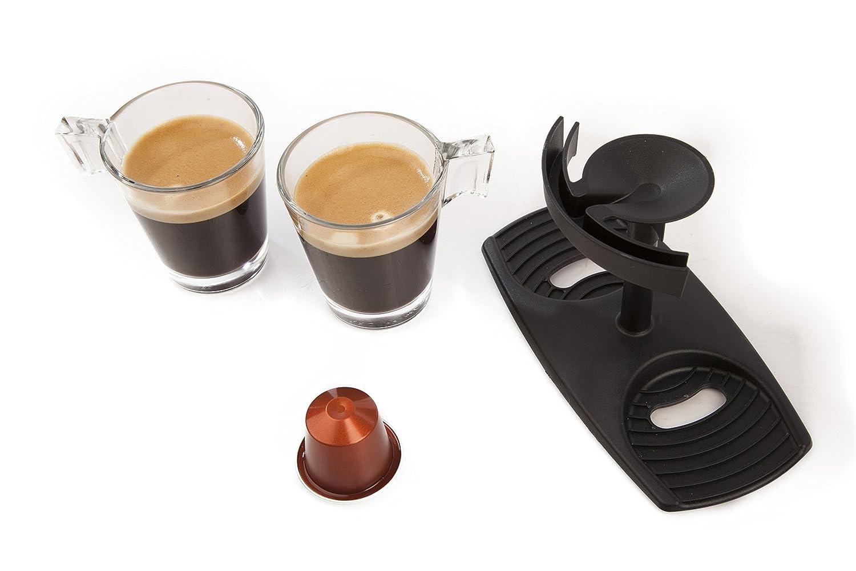 1 Cápsula 2 Cafés. Ahorra en cápsulas de café Espresso. 2xCAP ...