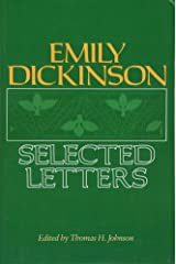 Emily Dickinson: Selected Letters Paperback