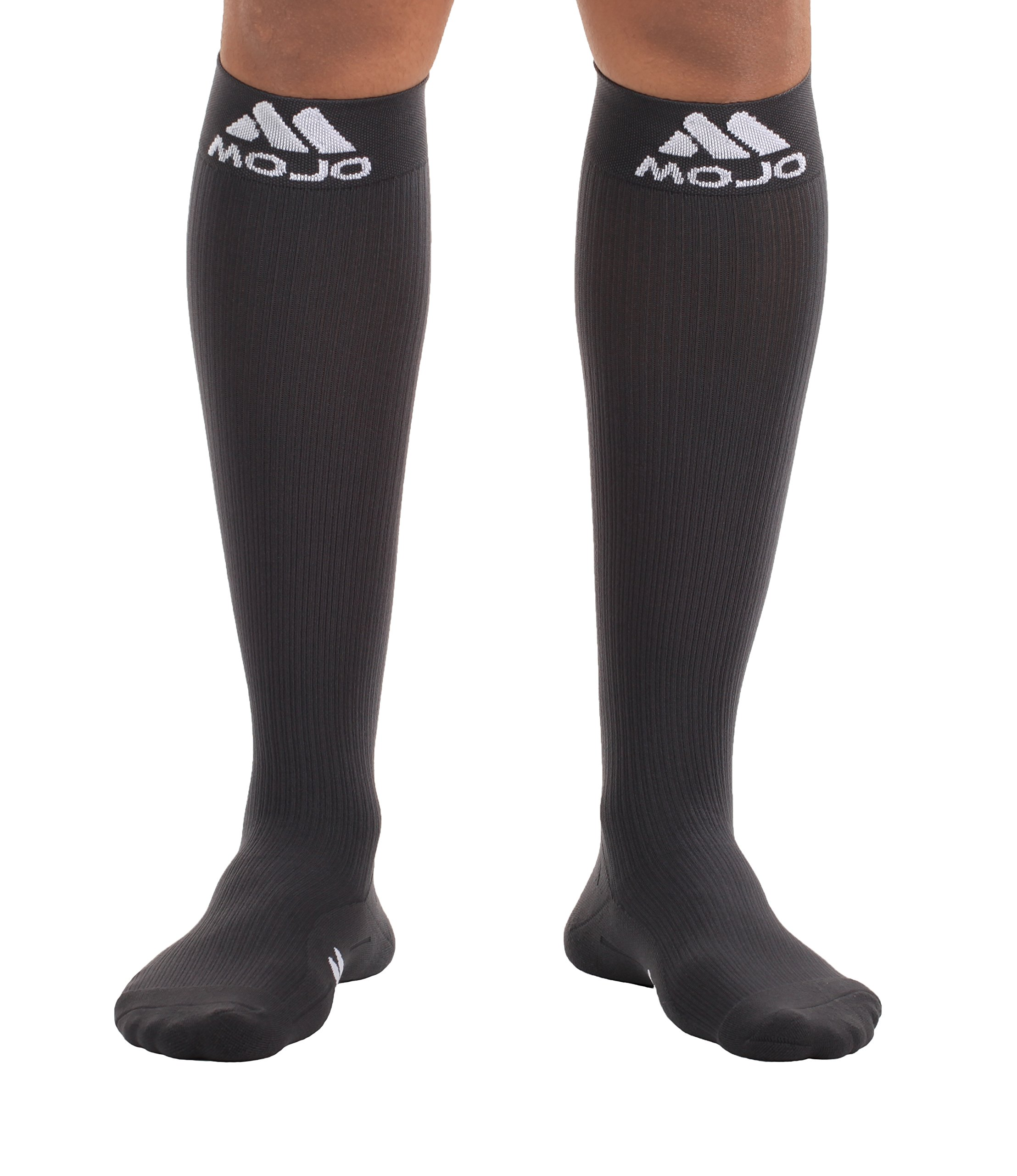 e18cdb00ab Mojo Compression Socks - Comfortable Coolmax Material for Recovery &  Performance. Medical Support Socks -