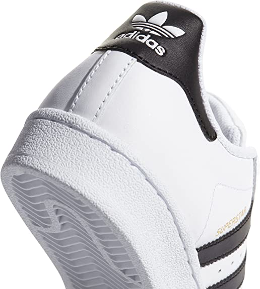 adidas Superstar, Chaussures de Basketball Femme Blanc.g0 (38.5 EU, FTWR WhiteRaw Black Pr)