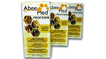 Amazon.com: Abeemed Natural Supplement-60 Capsules Combo 3 ...