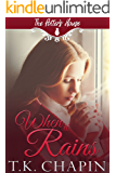 When It Rains: A Contemporary Christian Romance (The Potter's House Book 2) (English Edition)