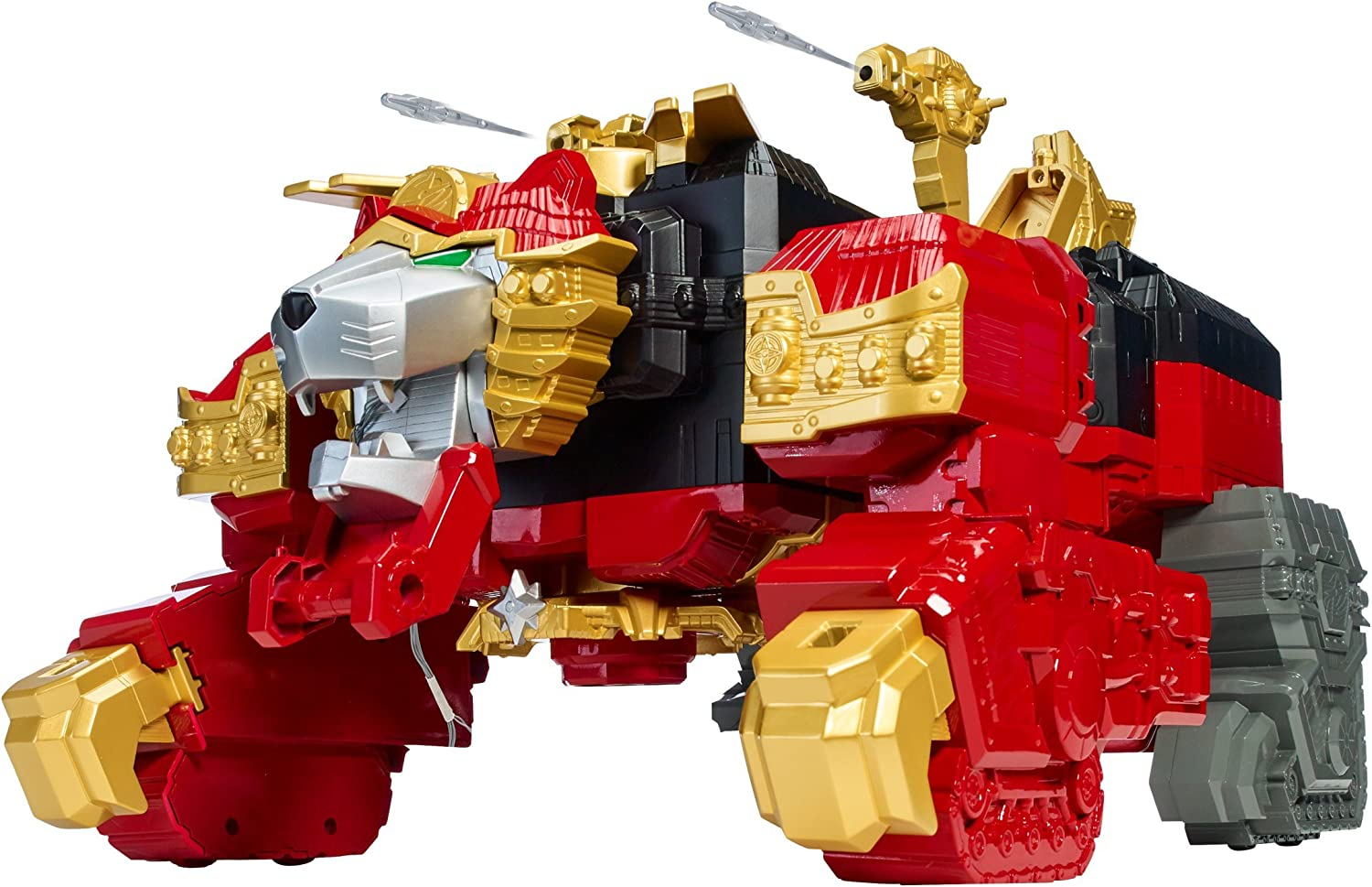 Power Rangers Ninja Steel ‑ Lion Fire Fortress Zord
