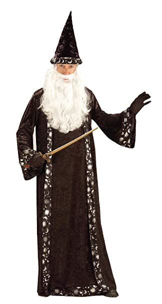 Forum Novelties Men's Mr. Wizard Costume, Multi, One Size