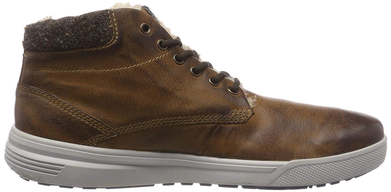 bugatti Herren 311606523200 Klassische Stiefel, Braun, 43 EU