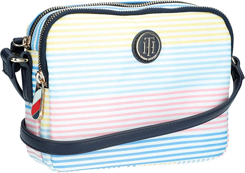 Bolso Chica Crossover Tommy Hilfiger Multi Stripe