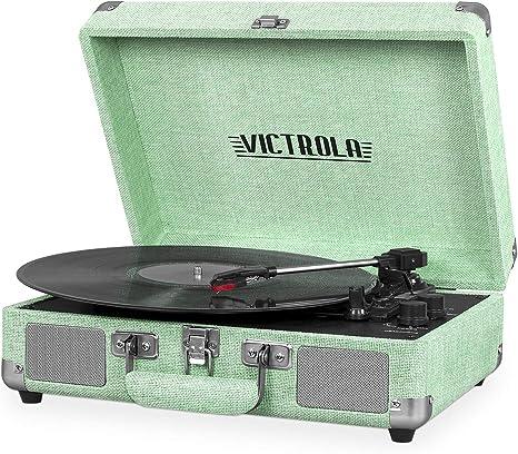 Amazon.com: Victrola - Reproductor Bluetooth con 3 ...