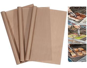3 unidades PTFE teflón hojas para Stick alfombrilla de Craft hoja hoja de transferencia de calor